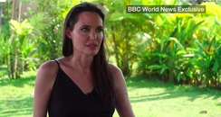 Angelina Jolie Divorce Interview