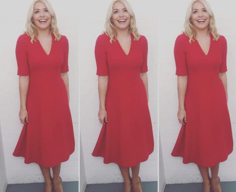 Holly Willoughby w/c 20th Feb