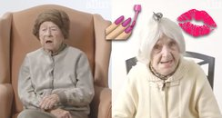 Old Ladies give beauty advice