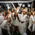 2. Ciara Glows At Her All-White Baby Shower