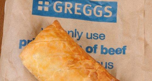 Greggs roll