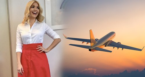 Holly Willoughby's Top Tip On What To Pack For You