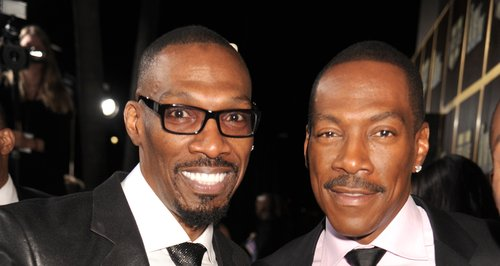 Eddie Murphy shares touching statement after tragic death of his brother Charlie