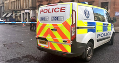 Glasgow West Nile Street Stabbing