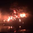 Purfleet Industrial Fire 1