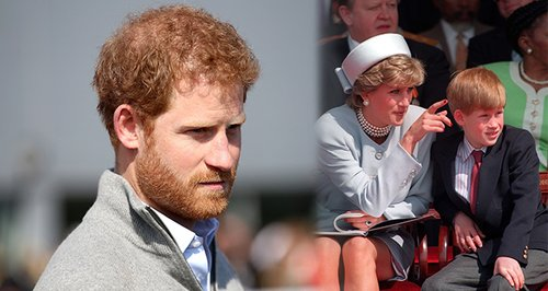 Prince Harry Opens Up About The 'Years Of Chaos' A
