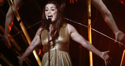 Lucie Jones Eurovision Song Contest