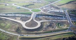 New A5 M1 Link Road