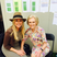 16. Carol Vorderman hangs out with Mary Berry at the RHS Chelsea Flower Show.
