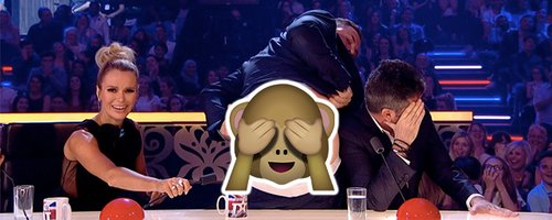 David Walliams Drops His Trousers On LIVE TV To Re