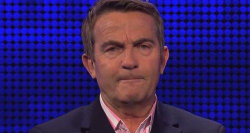 Bradley Walsh angry