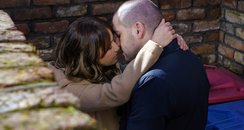 Coronation Street Maria and Aidan