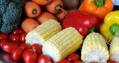 healthy food veg