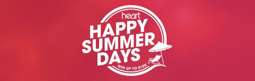 Heart's Happy Summer Days