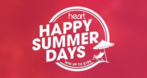 Heart's Happy Summer Days