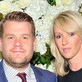 James Corden And Wife Julia Carey pregnancy asset