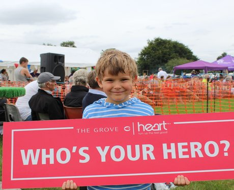 The Dacorum Steam and Country Fayre