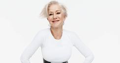 Helen Mirren Allure Magazine Instagram